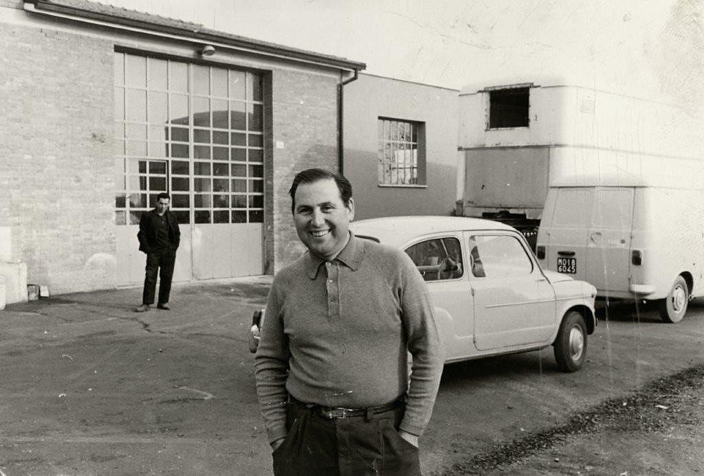 carrozzeria olivieri castelnuovo dal 1960