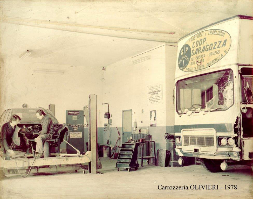 carrozzeria olivieri foto d'epoca 5