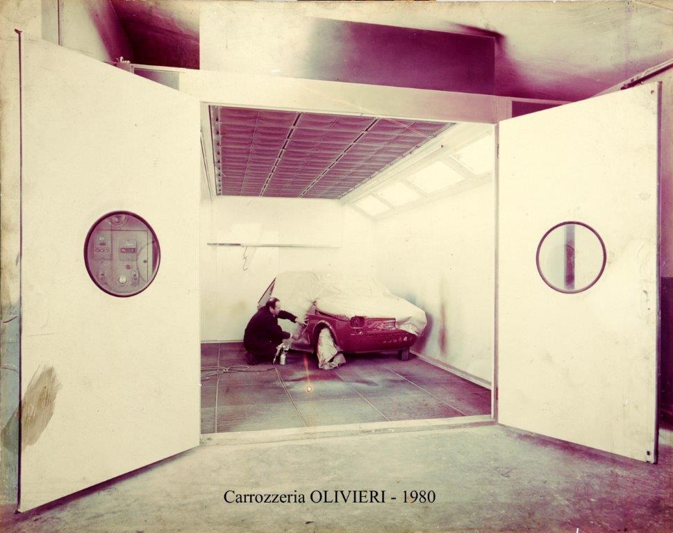 carrozzeria olivieri foto d'epoca 6