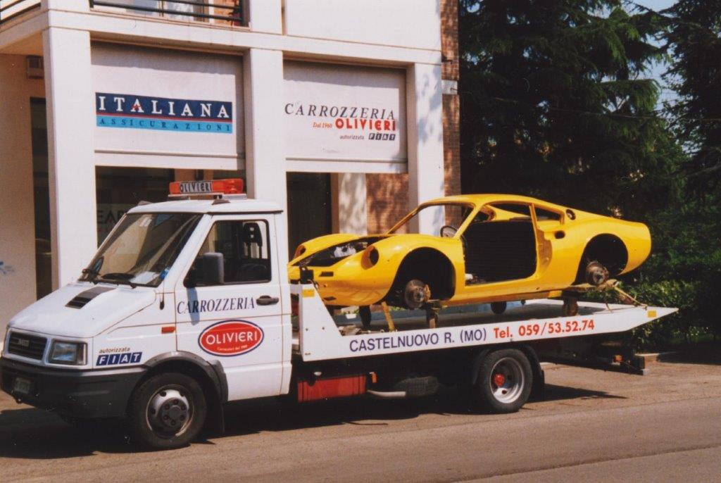 carrozzeria olivieri foto d'epoca 7