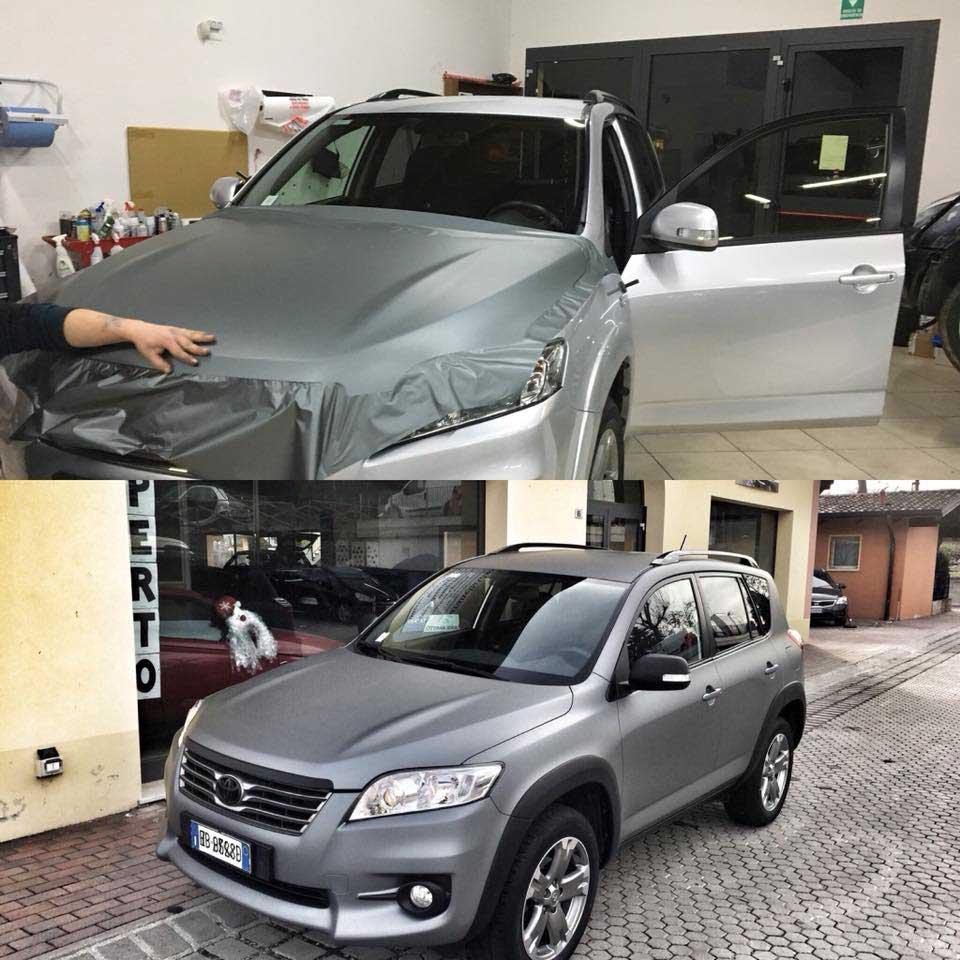 Car Wrapping - Carrozzeria Olivieri