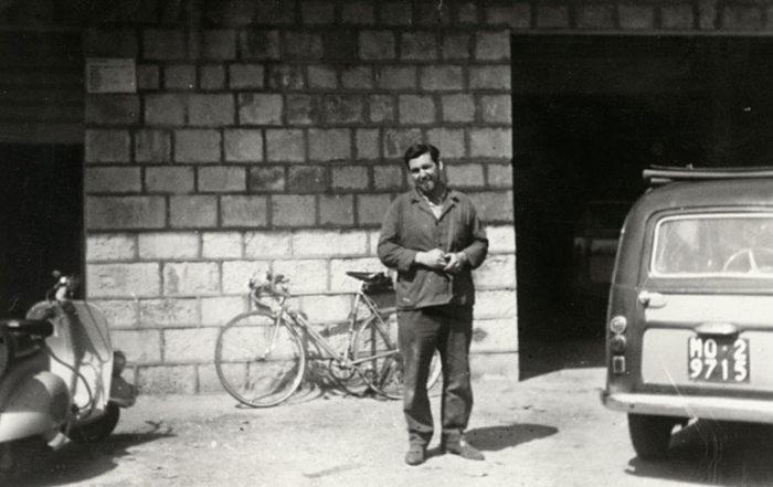 carrozzeria olivieri negli anni 60
